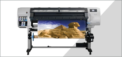 Latexdrucker HP Designjet L25500