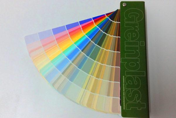 UV-Druck und Biege Plexiglas