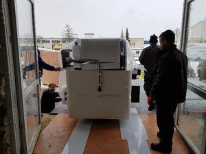 Installation der neuen Anapurna H3200i