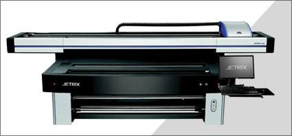UV-Flachbettdrucker Jetrix 2513 FRQ