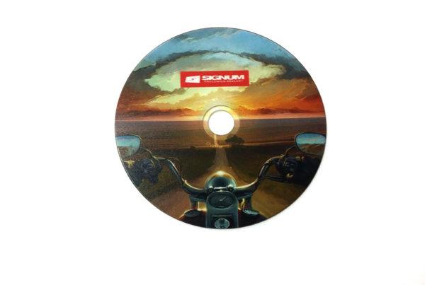 UV-Druck auf CD